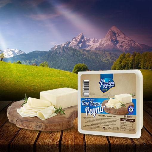 Dilimli Kaşar Peynir 250 Gr resmi