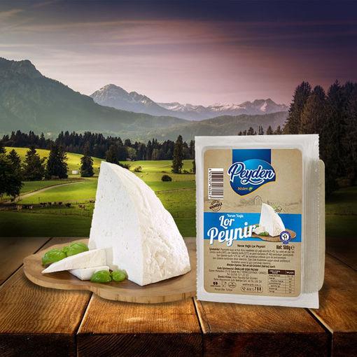 Lor Peynir 500 GR resmi