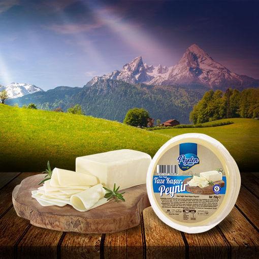 Taze Kaşar Peynir 250 Gr resmi