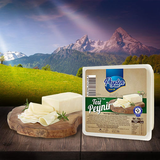 Tost Peynir 250 Gr resmi